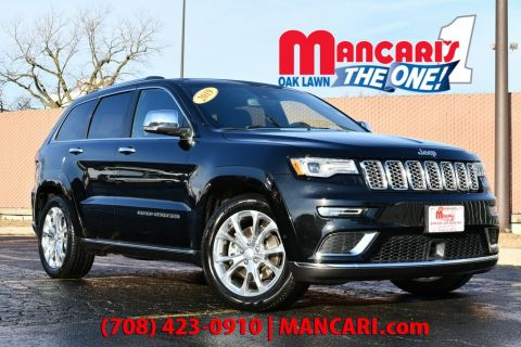 Certified Pre-Owned 2019 Jeep Grand Cherokee Summit - ONE OWNER 4X4 REMOTE START BLIND SPOT SEN