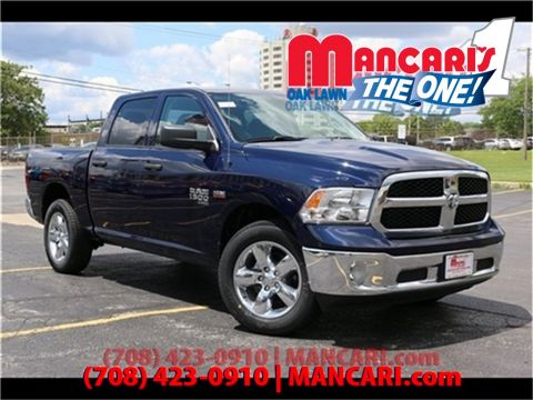 New 2019 RAM 1500 Tradesman - 4X4 Blue Tooth Remote KeyLess Entry