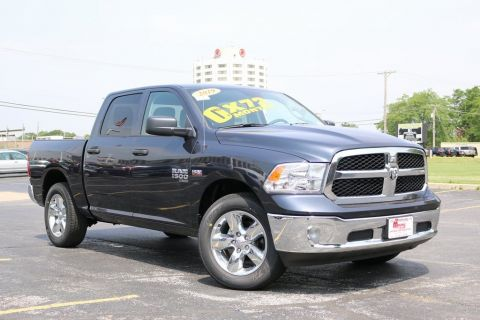 New 2019 RAM 1500 Tradesman - 4X4 Hemi BackUp Camera Tow Hitch