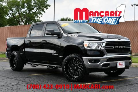 New 2019 RAM All-New 1500 Big Horn/Lone Star - AFTERMARKET LIFT KIT WHEELS &
