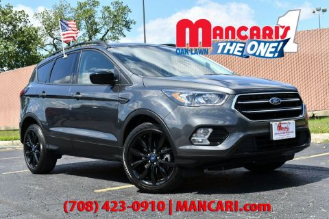 Pre-Owned 2019 Ford Escape SE - ONE OWNER 4X4 REMOTE STARTER BACKUP CAMERA