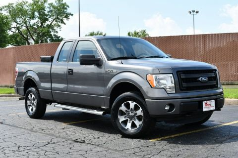 Pre-Owned 2013 Ford F-150 - REMOTE KEYLESS ENTRY TOW HITCH STX