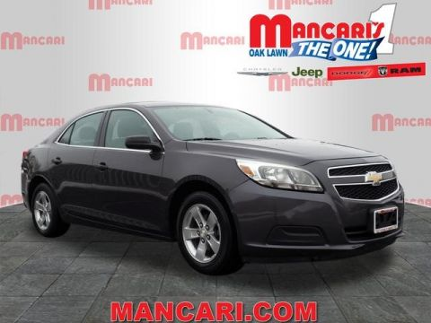 Pre-Owned 2013 Chevrolet Malibu LS - Remote Key-Less Entry Power Windows SiriusXM
