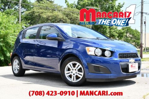 Pre-Owned 2014 Chevrolet Sonic LT - REMOTE KEYLESS ENTRY SUNROOF