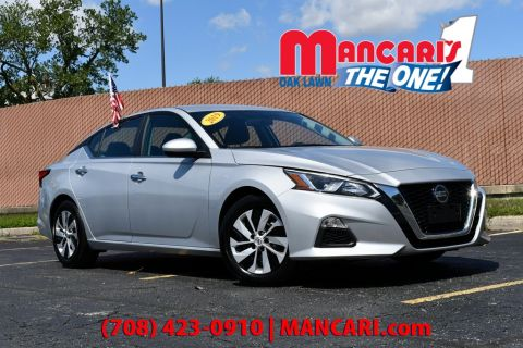 Pre-Owned 2019 Nissan Altima 2.5 S - ONE OWNER REMOTE STARTER BACKUP CAMERA