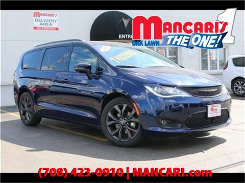 New 2019 CHRYSLER Pacifica Limited - Navigation TV/DVD SunRoof