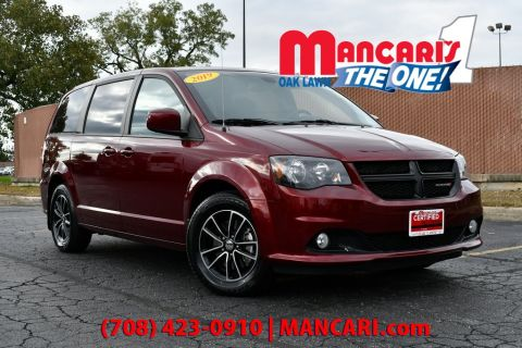 Certified Pre-Owned 2019 Dodge Grand Caravan SE - ONE OWNER 3RD ROW SEATS BACKUP CAMERA