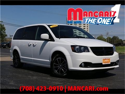 Certified Pre-Owned 2019 Dodge Grand Caravan SE - BlueTooth Remote KeyLess Entry 3rd Row Seats
