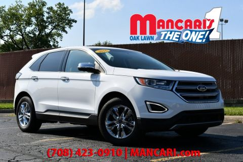 Pre-Owned 2016 Ford Edge SEL - ALL WHEEL DRIVE NAVIGATION BACKUP CAMERA
