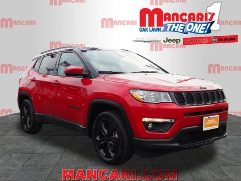 Certified Pre-Owned 2018 Jeep Compass Latitude - Apple CarPlay Google Android Auto