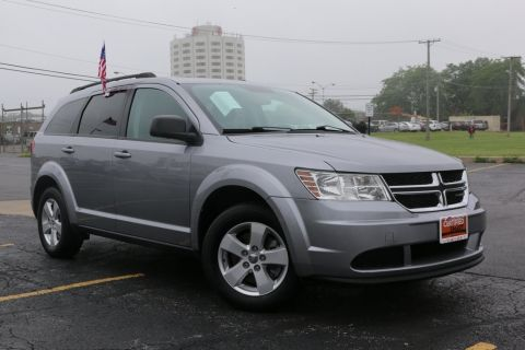 Certified Pre-Owned 2016 Dodge Journey SE - 3RD ROW SEATS BLUETOOTH ONE OWNER