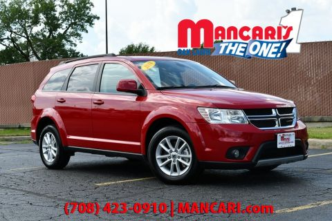 Certified Pre-Owned 2018 Dodge Journey SXT - 3RD ROW SEATS BLUETOOTH BACKUP CAMERA