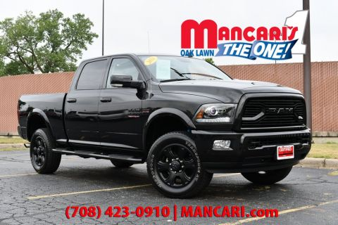 Certified Pre-Owned 2018 Ram 2500 Laramie - 4X4 ONE OWNER TOW HITCH LEATHER SEATS