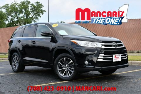 Pre-Owned 2018 Toyota Highlander XLE - NAVIGATION SUNROOF 3RD ROW SEATS BACKUP CAME