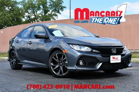 Pre-Owned 2018 Honda Civic Sport - ONE OWNER BACKUP CAMERA REMOTE KEYLESS ENT