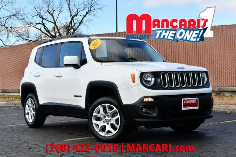 Certified Pre-Owned 2017 Jeep Renegade Latitude - CERTIFIED ONE OWNER REMOTE START