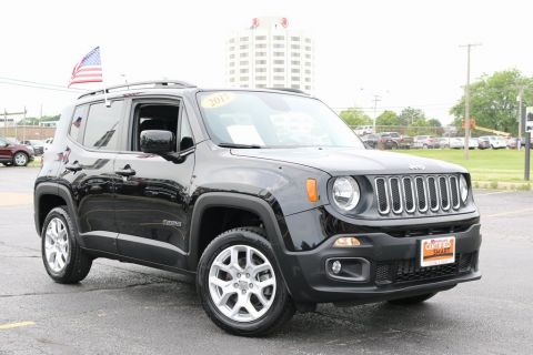 Pre-Owned 2017 Jeep Renegade Latitude - 4X4 One Owner Remote Starter
